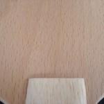 Backspin Pressure forehand closeup