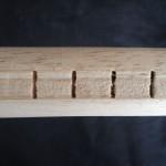 Backspin Pressure grooves